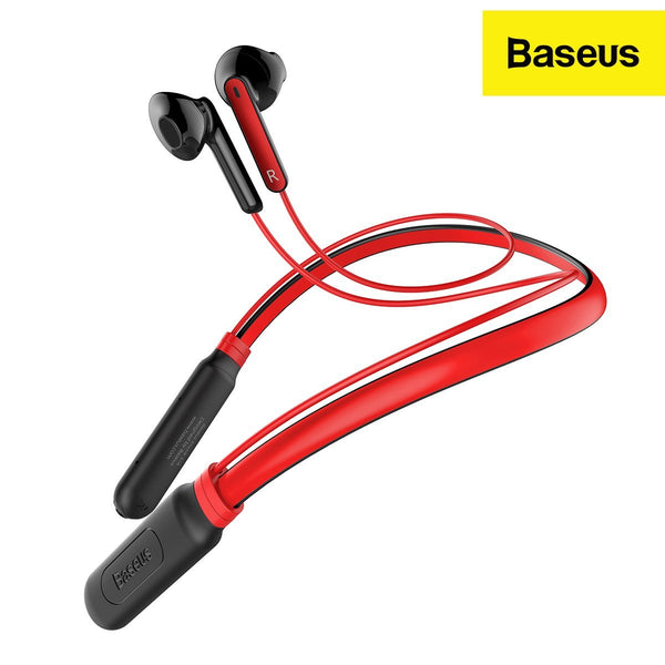 Baseus Neckband in-Ear Wireless Earphones, Noise Reduction System
