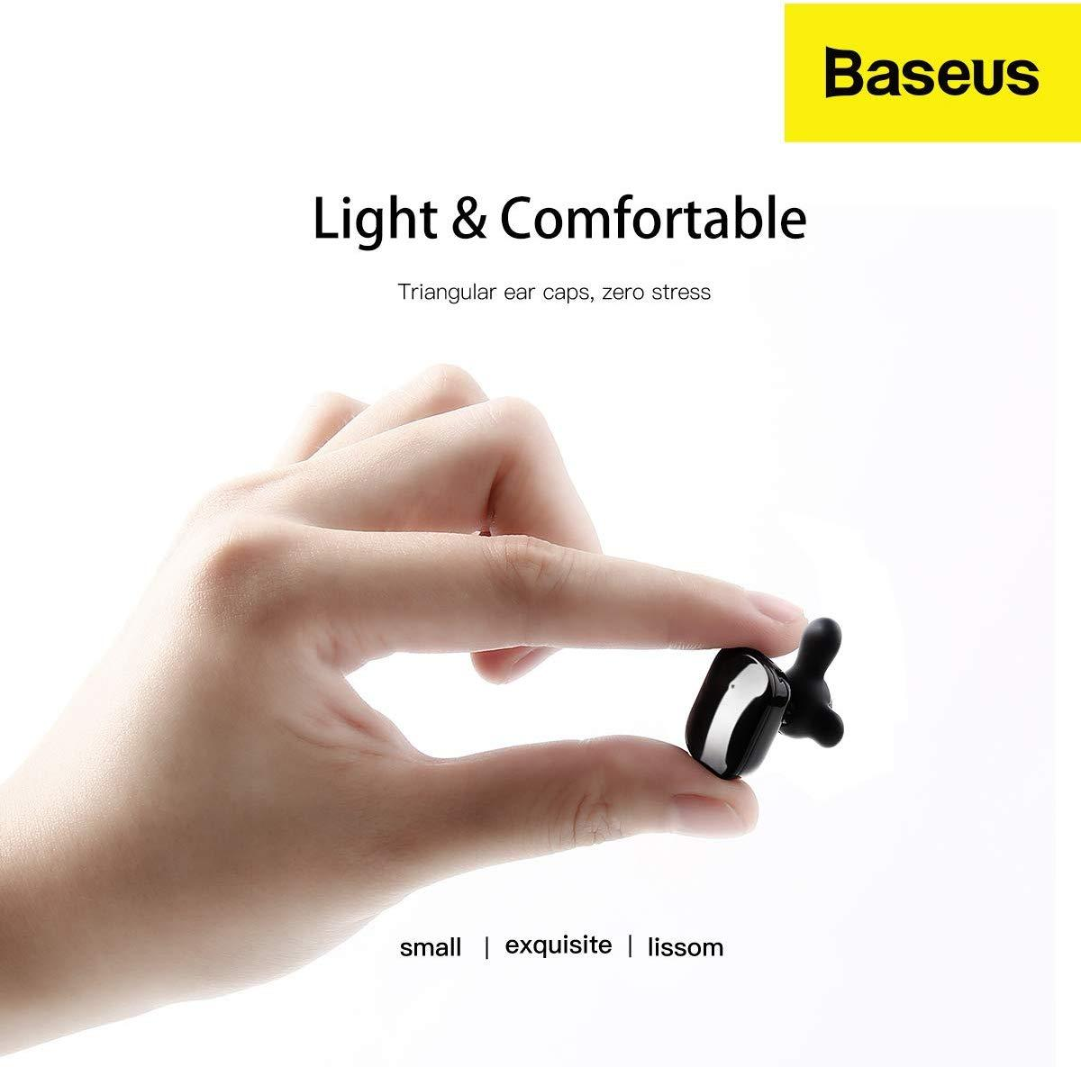 Baseus True Wireless Earbuds Bluetooth TWS