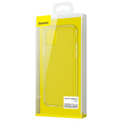Baseus Safety Airbags Case For iP 11 Pro 5.8inch - Transparent