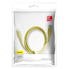 Baseus Colourful Cable USB For iP 2.4A 1.2m