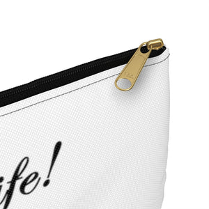Accessory Pouch 'Torrone for life'