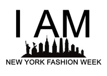 Load image into Gallery viewer, Women's Racerback Tank TASHA 'I AM NEW YORK FASHION WEEK'