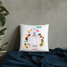 Load image into Gallery viewer, Pillow Time 'Pop Princess'