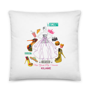 Pillow Time 'Pop Princess'