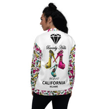 Load image into Gallery viewer, Bomber Jacket 'Beverly Hills'