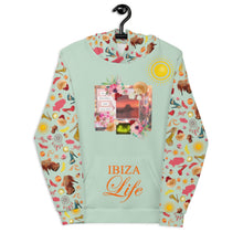 Load image into Gallery viewer, Hoodie 'Ibiza life'