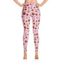 Load image into Gallery viewer, Leggings 'Pink Christmas'