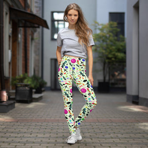 Leggings 'Ibiza disco'