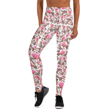 Load image into Gallery viewer, Leggings 'Rose shoes'