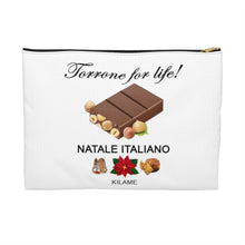 Load image into Gallery viewer, Accessory Pouch 'Torrone for life'