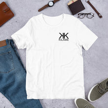 Load image into Gallery viewer, Short-Sleeve Men's T-Shirt 'Kilame logo'