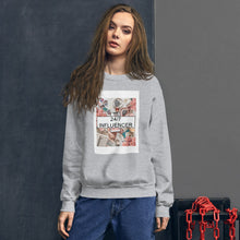 Load image into Gallery viewer, Women Sweatshirt 24/7 Influencer
