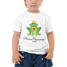 Load image into Gallery viewer, Toddler Short Sleeve Tee 'Prince Charming'