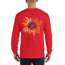 Load image into Gallery viewer, Men's Long Sleeve Shirt 'Kilame turkey'