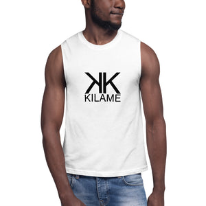Sleeveless Men's Shirt 'Kilame logo'
