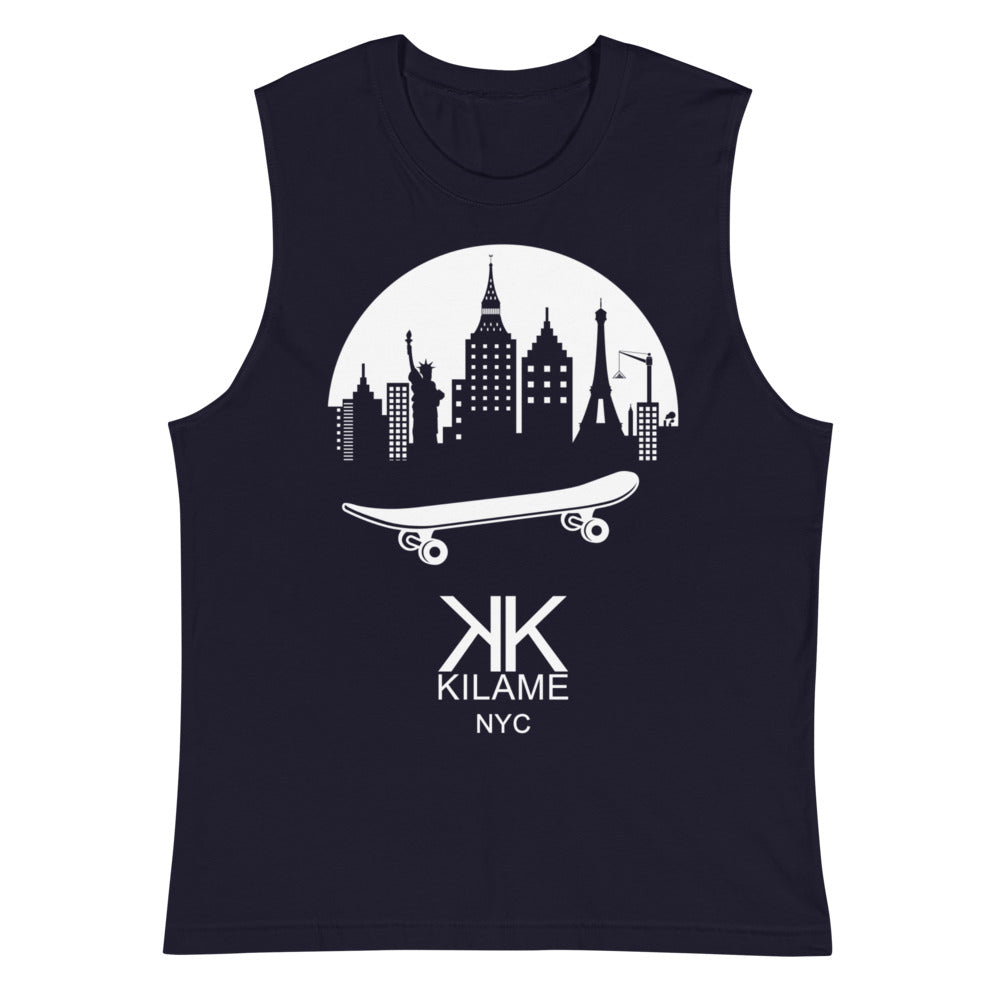 Muscle Shirt 'Skate New York'
