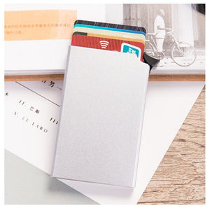 Anti-theft Pop up Smart Card Holder