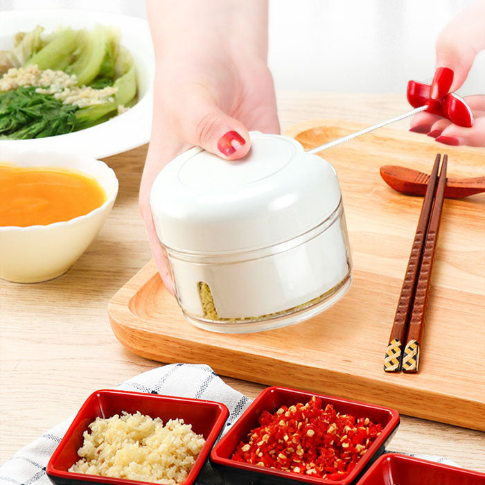 Manual Food Pull Chopper