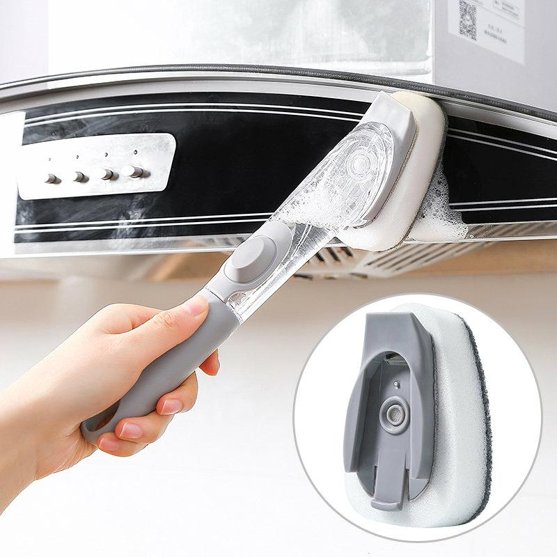 2 in 1 Detachable Kitchen Cleaning Brush