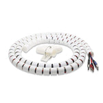 Spiral Wire Cable Organizer(Dia 22MM-Length 2M)