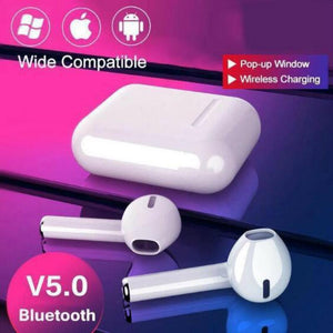 TWS Wireless Bluetooth Earphones with Touch Control