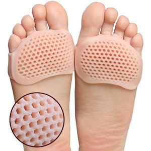Metatarsal Silicone Forefoot Pad(1 Pair)