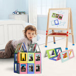 Colorful Magnetic Polaroid Picture Frame(10 Pack)