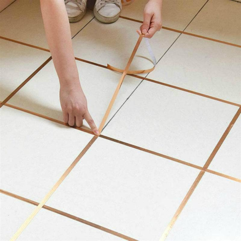 Ceramic Tile Mildewproof Gap Tape(6 Meter)