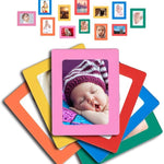 Creative PVC Magnetic Photo Frame