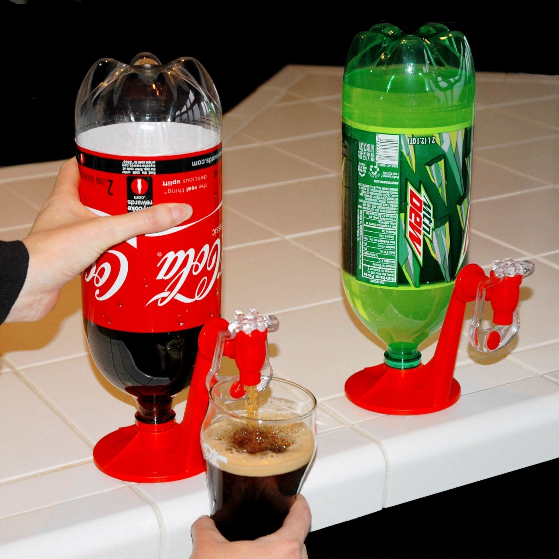 Party Soda Dispenser