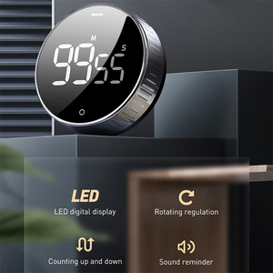 LED Magnetic Kitchen Timer