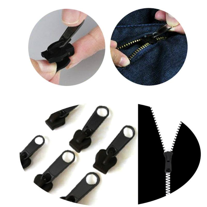 Instant Zipper Set(6 pieces)