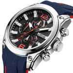 Men's Chronograph Analog Quartz Watch