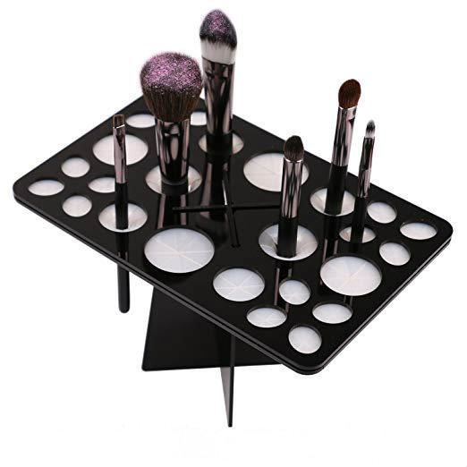 Cosmetic Brush Holder