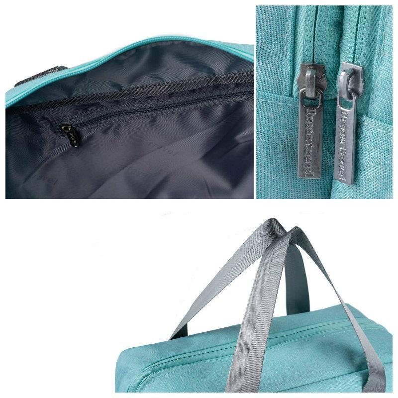 New Dry Wet Depart Waterproof Bag with Shoes Compartment