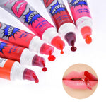 Magic Lip Gloss Tattoo