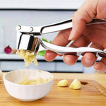 No Peeling Garlic Press
