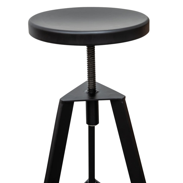 CBS2986-SU Steel Bar Stool - Black
