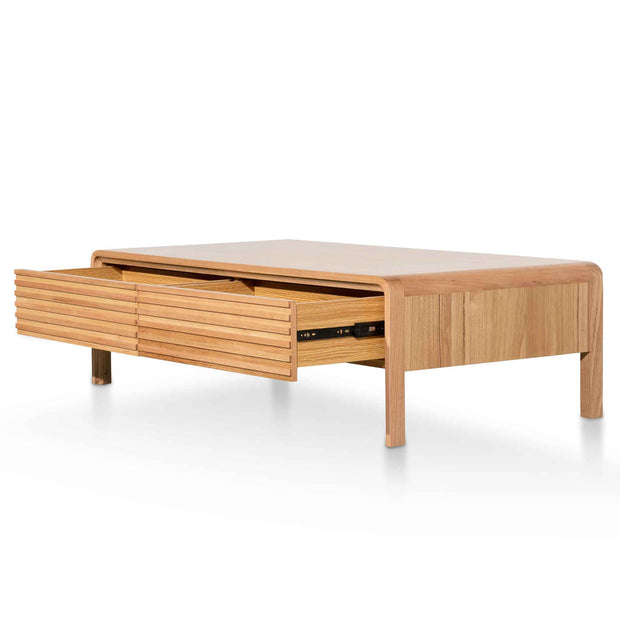 1.4m Coffee Table - Messmate
