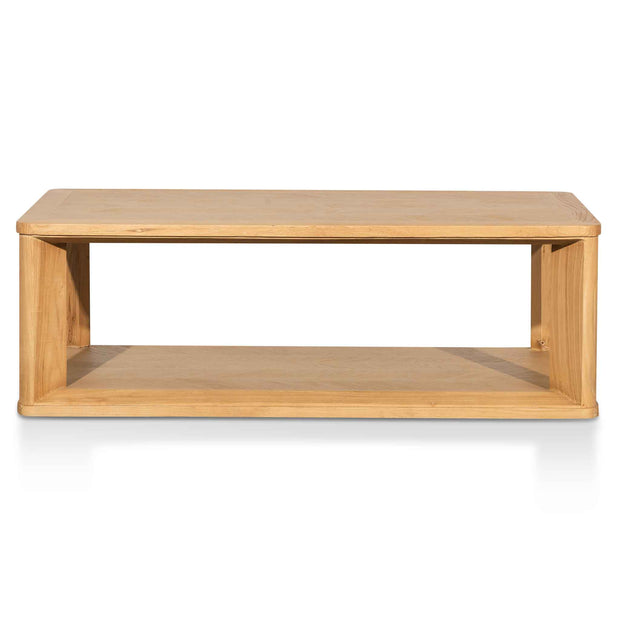 Coffee Table - Elm Distress Natural