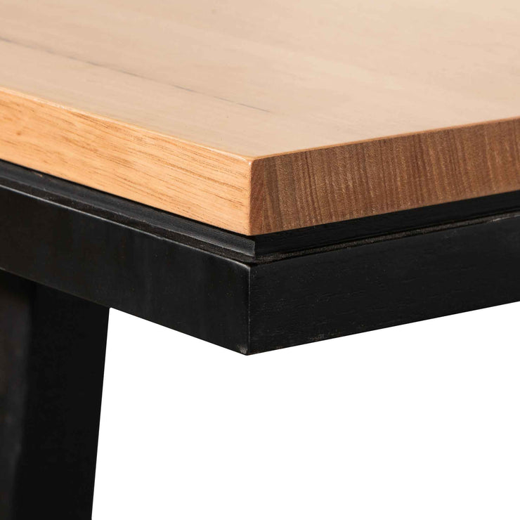 2.1m Dining Table - Messmate
