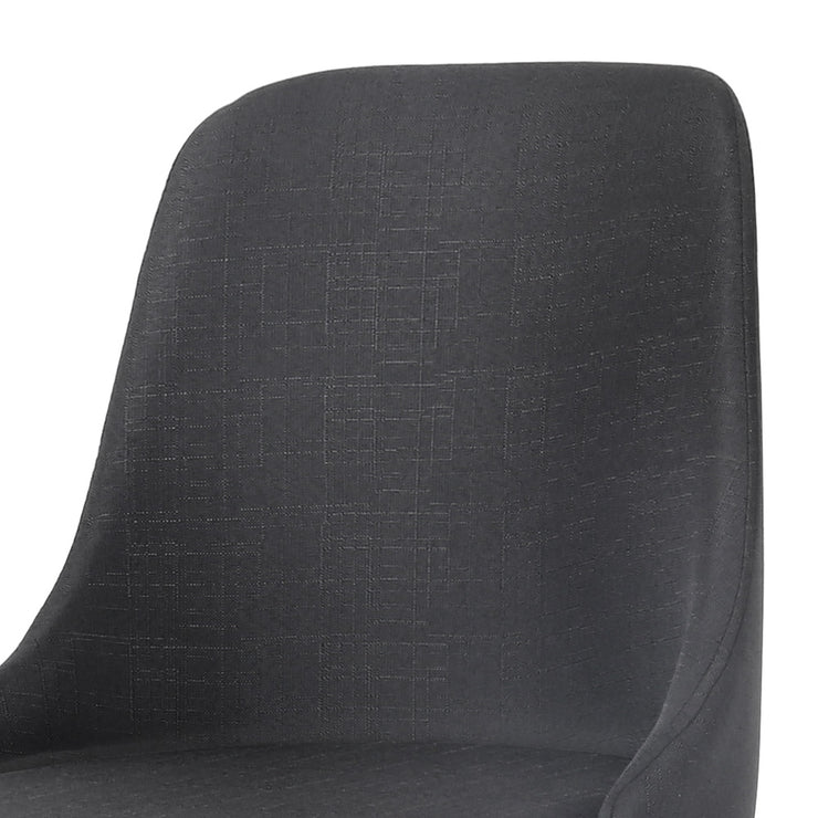Artiss Linen fabric Dining Chair x 2