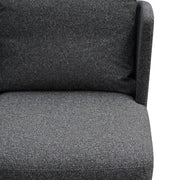 CLC2701-YY Armchair - Dark Grey