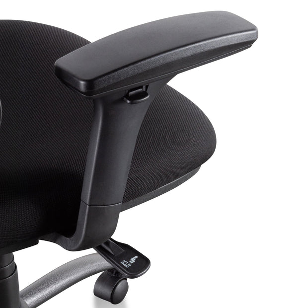 COC6198-LF Office Chair - Full Black