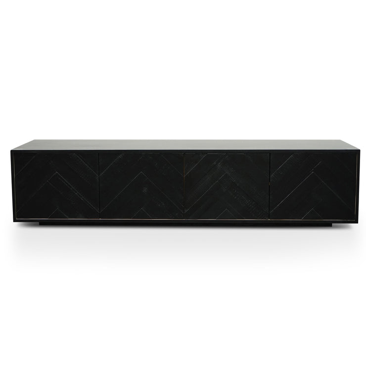 CTV2799-NI 2.1m Entertainment TV Unit - Full Matte Black