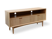 Scandinavian 122cm TV Entertainment Unit