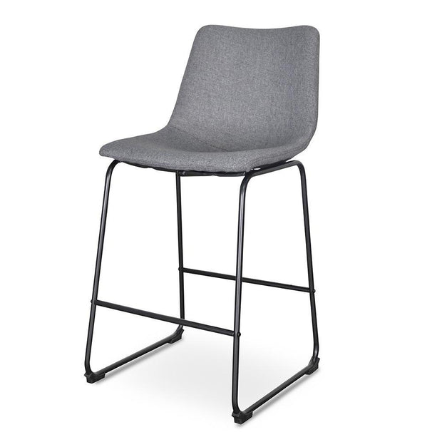 CBS2085-SE 65cm Bar Stool - Dark Grey (Set of 2)