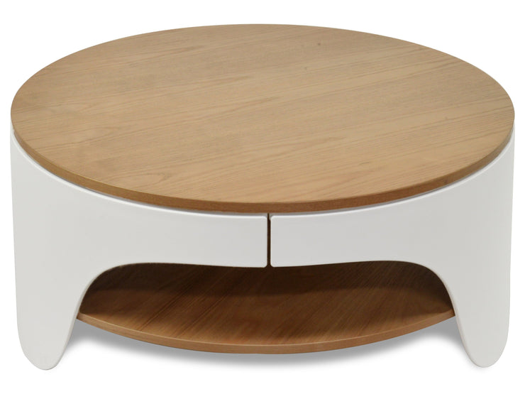 82cm Round Coffee Table
