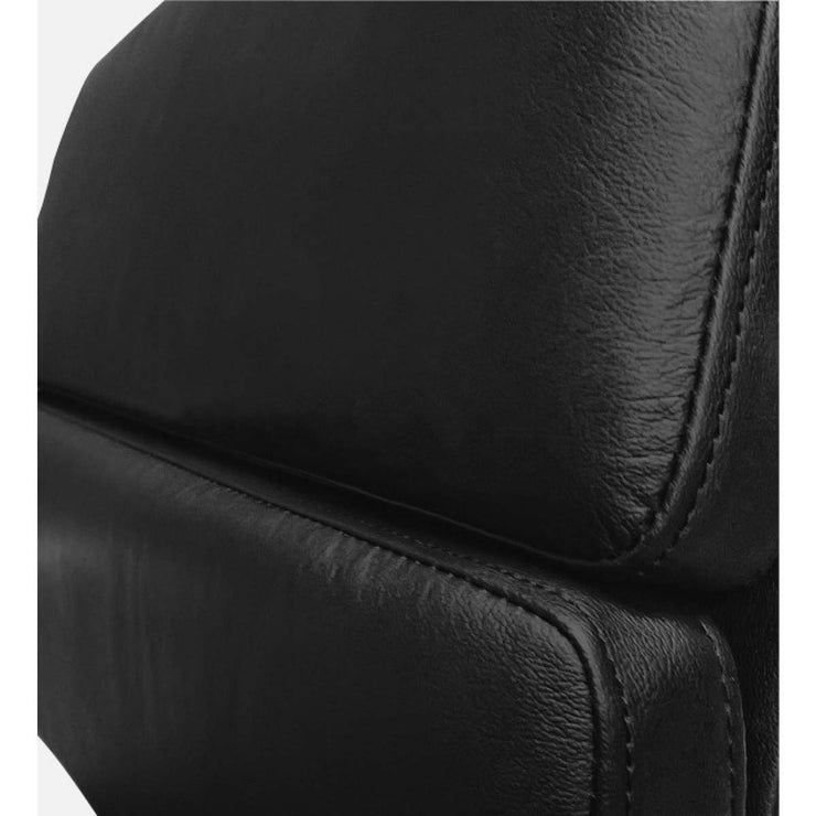 Soft Pad Boardroom Office Chair - Black