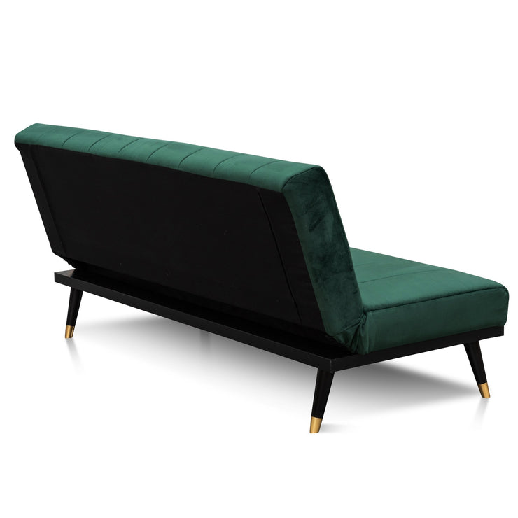 CLC2965-DCO - Sofa Bed - Green Velvet
